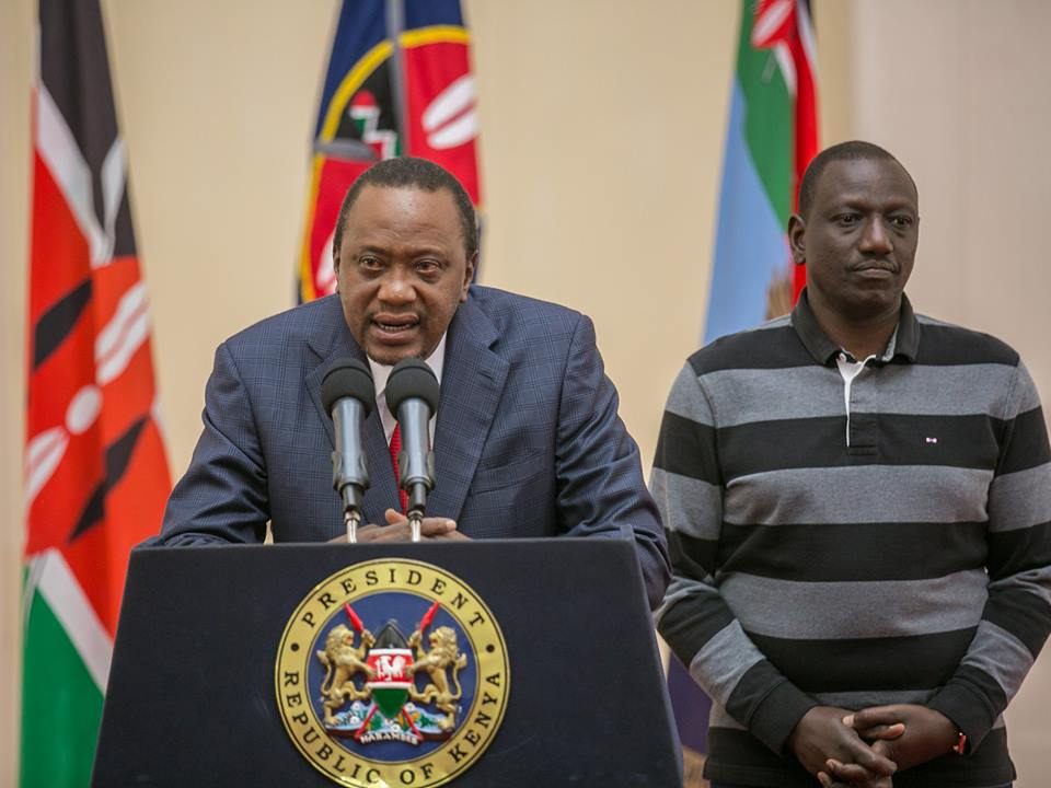 Government orders ministries to provide vehicles for Uhuru's campaign