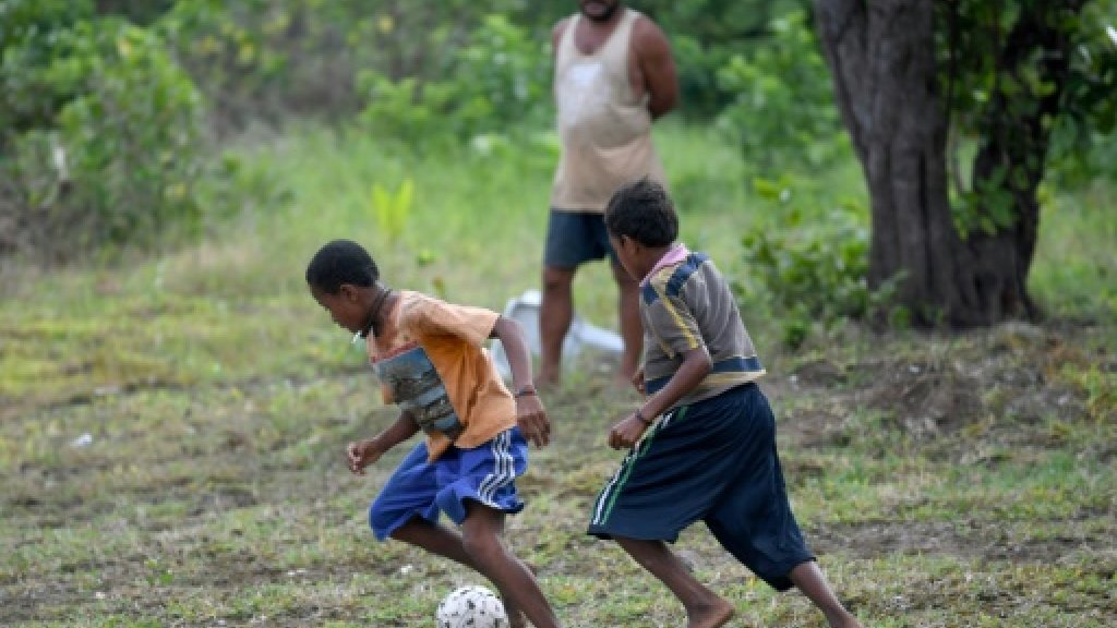 Football: Papua's 'Black Pearls', the athletic gems of Indonesia