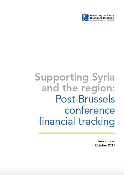 test Twitter Media - #SyriaConf17 tracking report & statement published➡️https://t.co/wkRbT8xV4b Donors have contributed almost 90% of their $6bio pledge f. 2017 https://t.co/iOhCEULePp