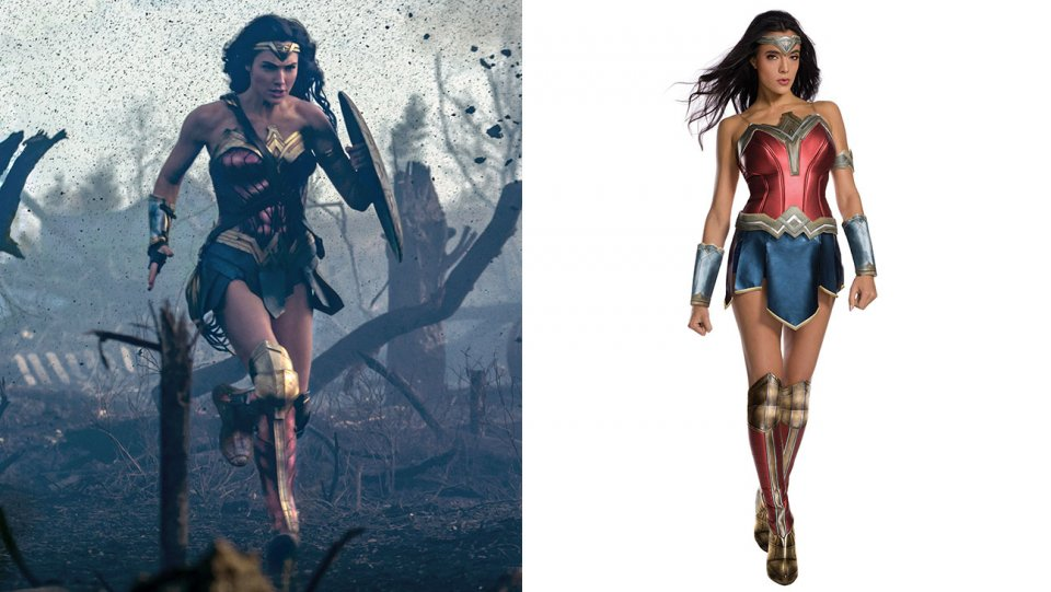 Big screen to Halloween: 24 Hollywood-inspired costumes