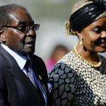 Isu cincin, isteri Mugabe saman ahli perniagaan Lubnan