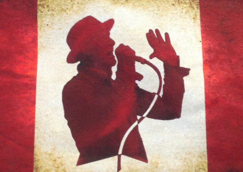 RT @MadelnCanada: RIP Gord Downie. A true Canadian icon. #TragicallyHip https://t.co/XItBUkWcac