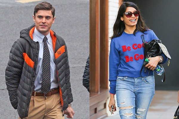 October 18: Happy Birthday Zac Efron and Freida Pinto