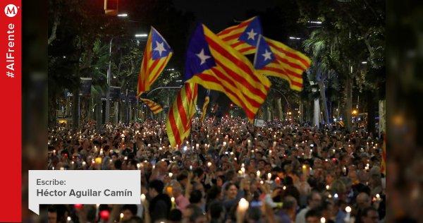 #DíaConDía | Cataluña. La ilusión aldeana; escribe @aguilarcamin https://t.co/Btwy5oXVqN https://t.co/eMRZfdC5UG