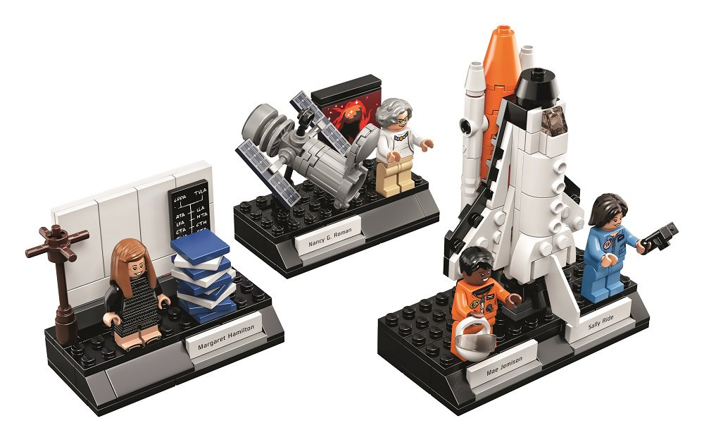 Lego's official 'Women of NASA' set goes on sale November 1 https://t.co/Ao3PCCo68u by @etherington https://t.co/uUpYPpeQC6