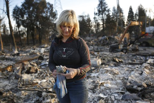 Tough housing market awaits California wildfire victims