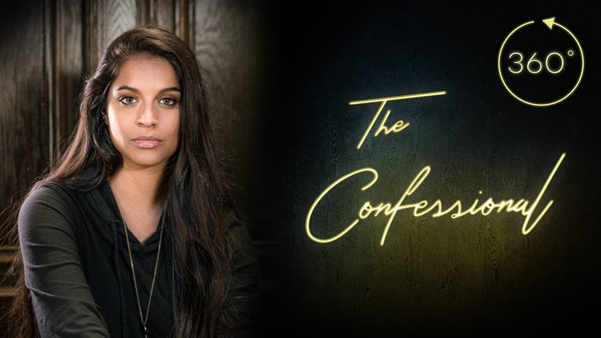 Why does @IISuperwomanII have such a hard time understanding Drake lyrics? Find out on The Confessional → https://t.co/bk9I4R4pD1 https://t.co/pWB6nkA8cK