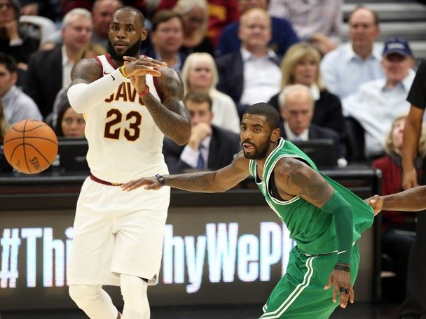 Cavaliers beat Kyrie Irving and his new team with old-fashioned play