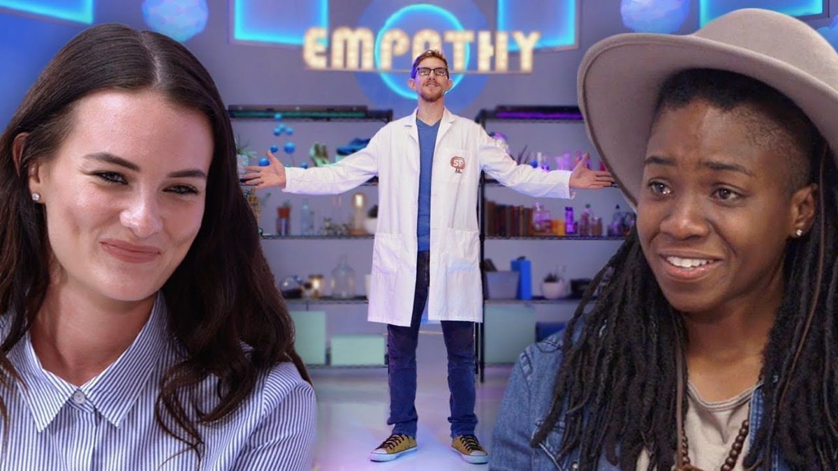 RT @soulpancake: Julian is back with an all new season of The Science of Empathy! https://t.co/wjEeelzxLV https://t.co/mjT8TE4Yua