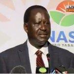 Raila speaks on Akombe's resignation from IEBC