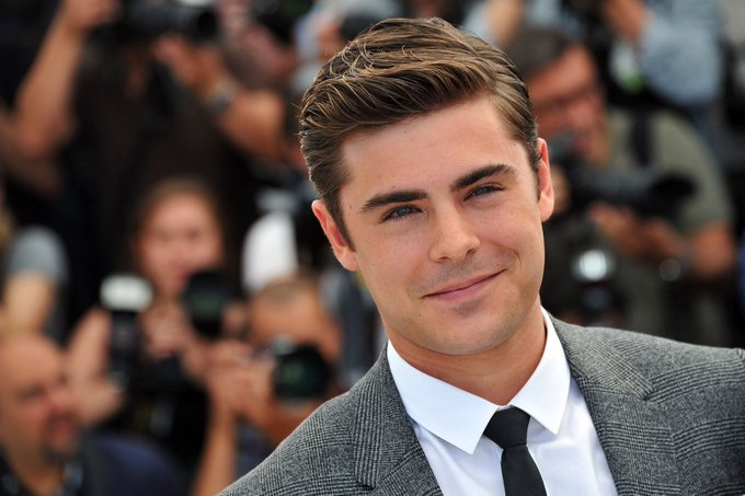Wishing Zac Efron a very Happy Birthday!