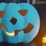 Why teal pumpkins are appearing in Manchester again this Halloween