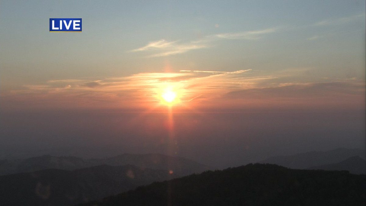 test Twitter Media - Now for the sunrise.... @CBSSF #VacaCam https://t.co/u6WxPEk2Of