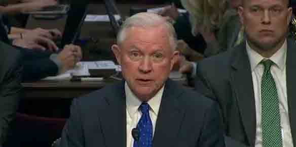 Watch live: Attorney General Jeff Sessions testifies in D.C.
