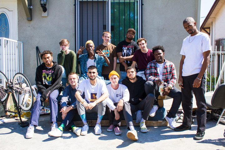 .@kevinabstract says @brckhmptn's Saturation III is coming out in December. https://t.co/aPCGRph1yb https://t.co/yvrwxLyo2M