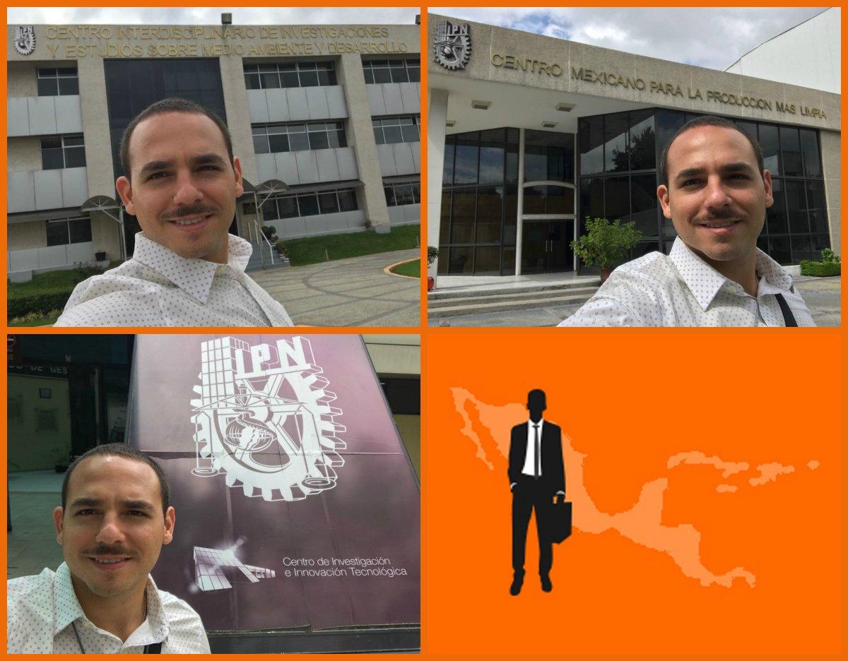 test Twitter Media - Arturo Diaz representante de Elsevier en #México está en #Sitesvisits en el #IPN_MX #AccucomsLATAM https://t.co/ZXjaYLePFt
