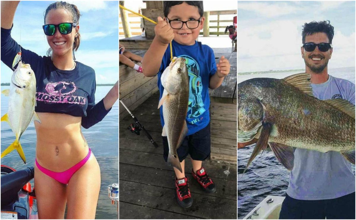 The best and biggest catches from the South Texas Fishing Association