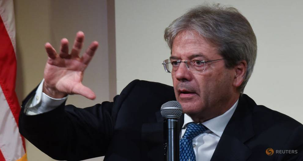 PM praises Italy's migrant policy as UN cites humanitarian crisis
