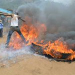Kenya National Highways Authority to sue demonstrators for road destruction during protest