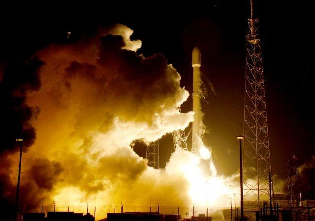 SpaceX, Spacecom to launch new satellites after explosion last year