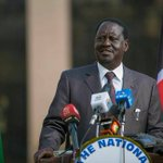 I was detained by police at Jimmy Wanjigi's home - Raila Odinga