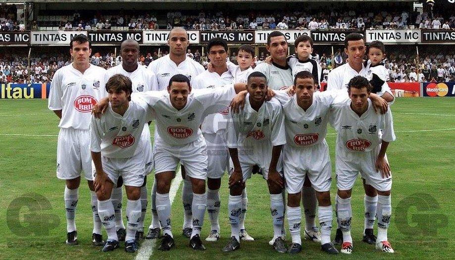 RT @TwiterSFC: esse era o Santos em alguns anos atrás..... Que SAUDADE pqp https://t.co/n3Vs5n7XkS