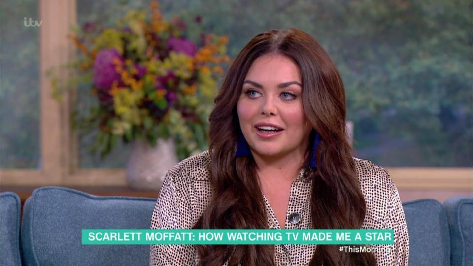 Scarlett Moffatt splits from boyfriend Luke Crodden for a second time this year – and he ended their romance on her BIRTHDAY