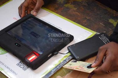 More security officers in areas where IEBC staff feel threatened