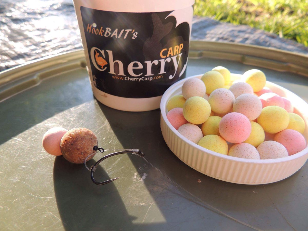 Love the snowman https://t.co/7i9ET74tTh @cherry_carp #carpfishing #bait #ukcarp #<b>Popups</b> http