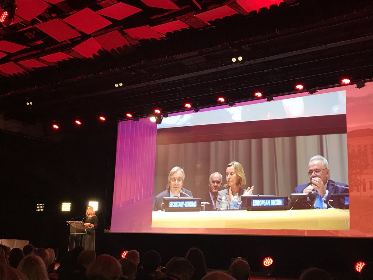 test Twitter Media - #EuropeTogether @FedericaMog The solution to the issues of our times will never come from isolation and protectionism, but from cooperation https://t.co/9rBrR5f6Ua