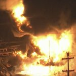 Pump Failure Sparks Chevron Refinery Blaze In El Segundo