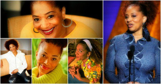 Happy Birthday to Terry McMillan (born October 18, 1951)