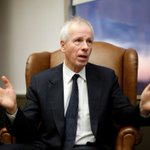 What's going on with Stéphane Dion, anyway? We found out in Brussels