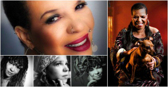 Happy Birthday to Ntozake Shange (born October 18, 1979)