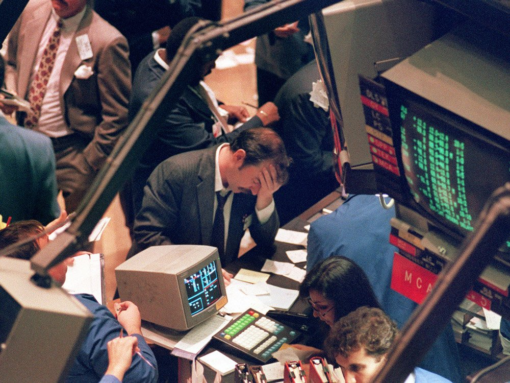 Why you should remember Black Monday on its 30th anniversary