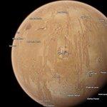 Mars, Vénus, Mercure… Google Maps s'attaque au système solaire