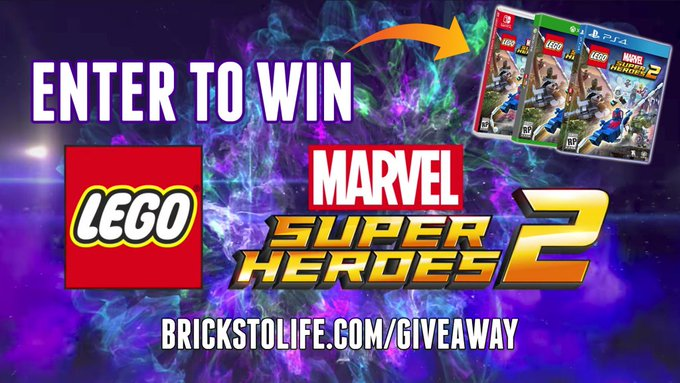 LEGO Giveaway From Bricks To Life