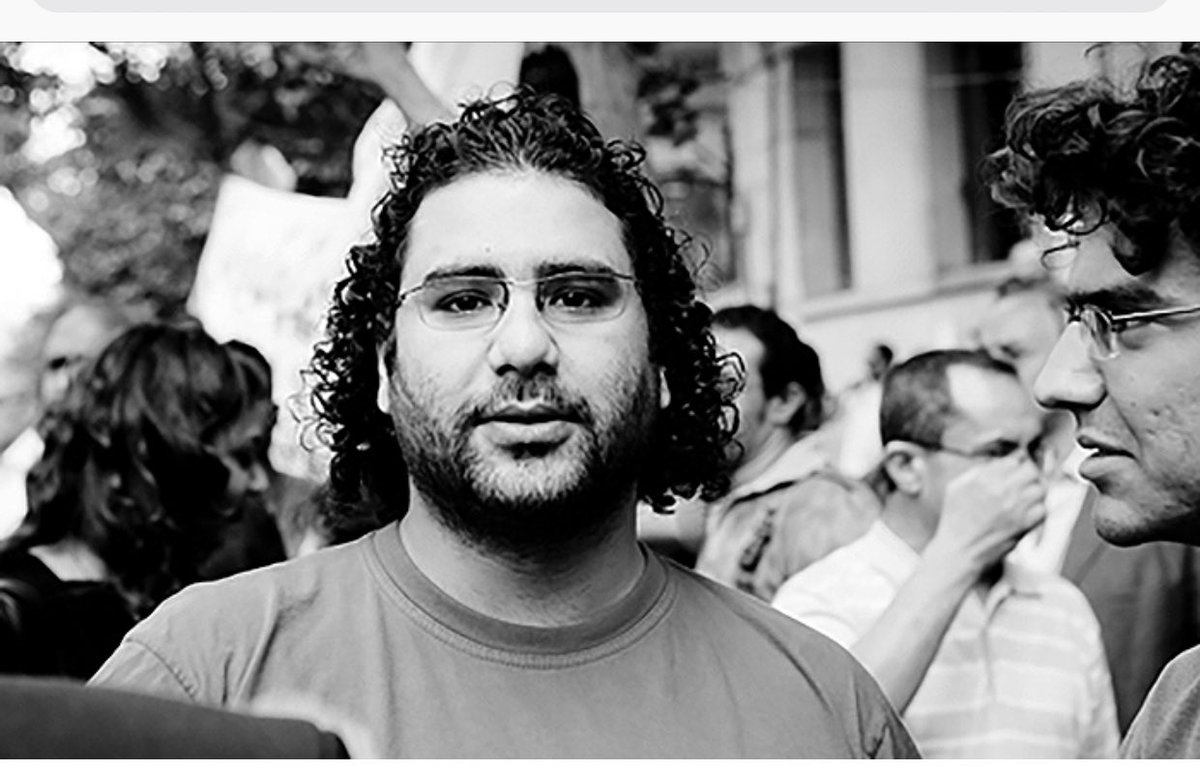 RT @monaeltahawy: Here's more info on @alaa's 5yr prison term for protesting https://t.co/LThZ7M6Nz8 #FreeAlaa https://t.co/ZfJVHYXmS9