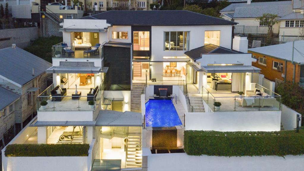 Is this Brisbane's most luxurious home? If it isn't it comes pretty close