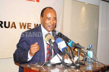 Governor Francis Kimemia regrets Nyandarua losing Nyahururu town to Laikipia County