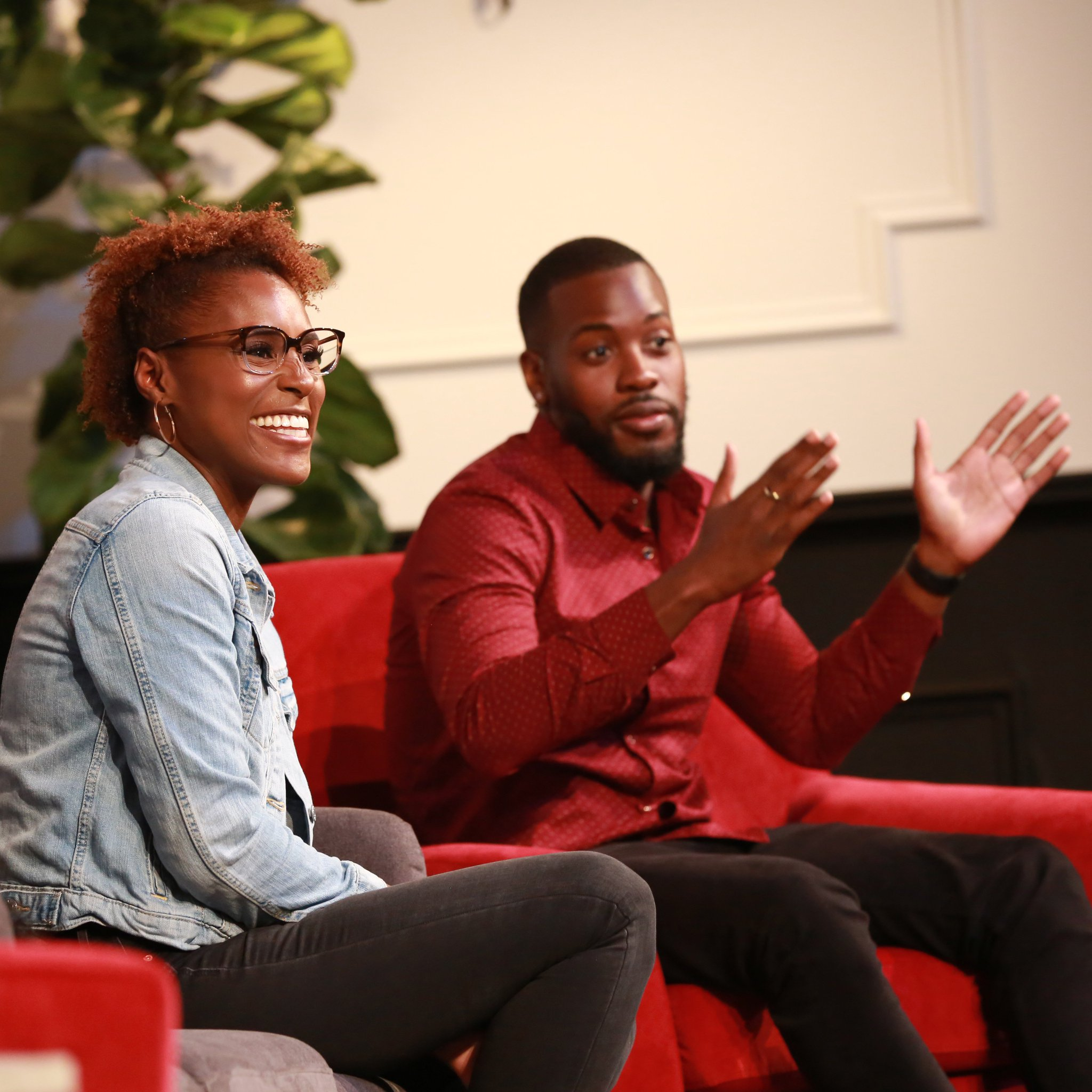 Star-struck from the incredible speakers at #YouTubeBlack Creator Summit! Thank you @IssaRae and @common �� https://t.co/IMjigBhX6i