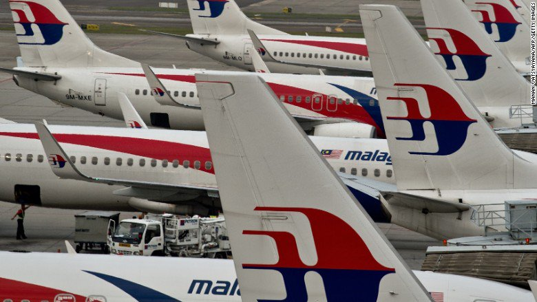 Malaysia Airlines just lost another CEO
