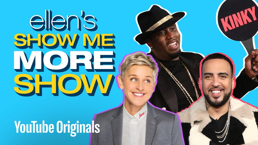 The fun is just getting started. Check out #EllenShowMeMore, now on YouTube! https://t.co/wPuNYotTFu https://t.co/2E9Fqy7PGM