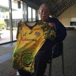 Wallabies trailblazer Lloyd McDermott on his Indigenous pride and rugby league's poaching