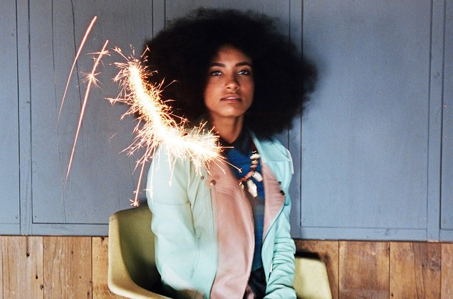 Happy birthday to Esperanza Spalding!