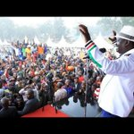 LIVE! NASA RALLY KAMUKUNJI, RAILA ODINGA