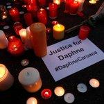 Maltese prime minister promises reward to uncover journalist killer