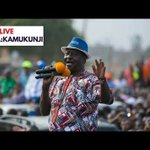 NASA BIGGEST RALLY IN KAMUKUNJI, RAILA ODINGA
