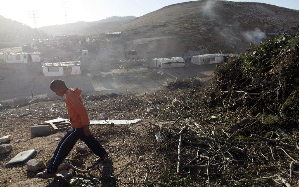 8 European countries demand Israel pay for West Bank structures it destroyed