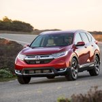 2018 Honda CR-V Prices Creep Up
